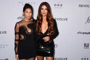 Raissa Gerona and Negin Mirsalehi attend The Daily Front Row's 7th annual Fashion Media Awards on September 05, 2019 in New York City.