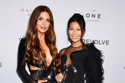 Negin Mirsalehi (L) and Raissa Gerona attend The Daily Front Row's 7th annual Fashion Media Awards on September 05, 2019 in New York City.