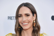 Louise Roe attends The Daily Front Row Fashion LA Awards 2019 on March 17, 2019 in Los Angeles, California.