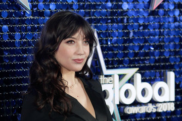 Daisy Lowe The Global Awards 2018 - Red Carpet Arrivals