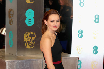 Daisy Ridley EE British Academy Film Awards - Red Carpet Arrivals