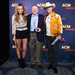 Dale Carter 53rd Academy Of Country Music Awards Radio Awards Reception