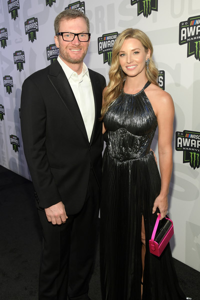 Monster Energy NASCAR Cup Series Awards Red Carpet