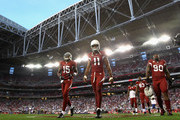 Larry Fitzgerald and Steve Breaston Photos Photo