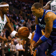 Shawn Marion and Jason Terry Photos