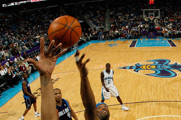 James Posey Dallas Mavericks v New Orleans Hornets