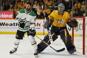 Alexander Radulov and Pekka Rinne Photos Photo