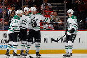 Alex Goligoski and Jamie Benn Photos Photo