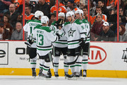 Alex Goligoski Jamie Benn Photos Photo
