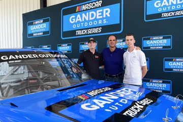 Dalton Sargeant Monster Energy NASCAR Cup Series Gander Outdoors 400