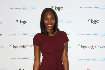 Damaris Lewis Annual Charity Day Hosted By Cantor Fitzgerald And BGC - BGC Office - Arrivals