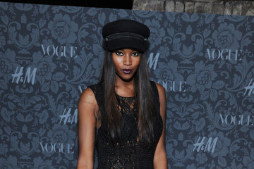 "Damaris Lewis H&M & Vogue Studios Celebrate ""Between The Shows"""