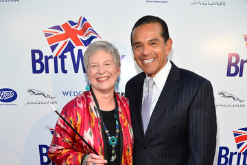 Dame Barbara Hay 'A Salute To Old Hollywood' Red Carpet