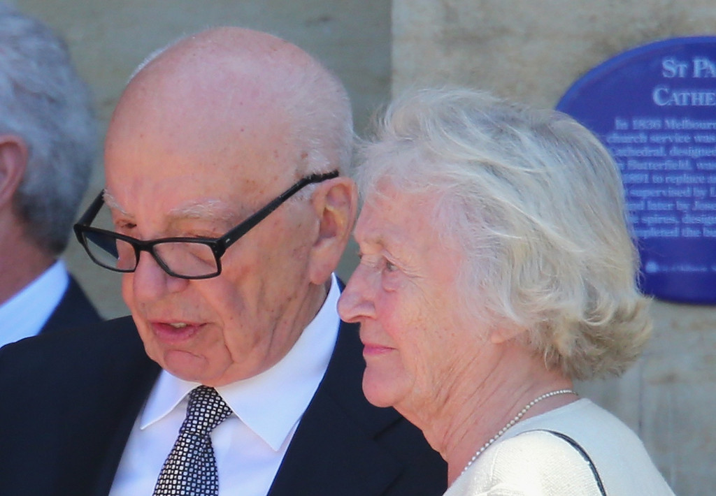 Rupert Murdoch Net Worth 2018: Wiki, Married, Family ...