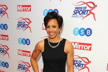 Dame Kelly Holmes Daily Mirror Pride of Sport Awards - Arrivals