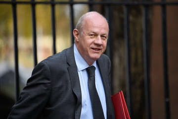 Damian Green Government Ministers Attend Social Reform Meeting