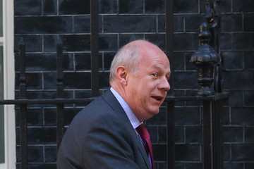 Damian Green Cabinet Ministers Attend Downing Street Meeting