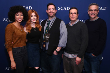 Damian Holbrook SCAD Presents aTVfest 2017 - 'Shadowhunters'