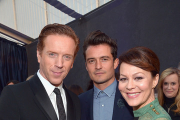 Damian Lewis FIJI Water at the 21st Annual Critics' Choice Awards