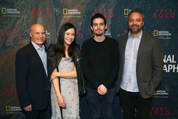 Damien Chazelle National Geographic Documentary Films Screening Of 'Free Solo'