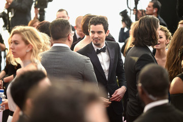 Damien Chazelle The 23rd Annual Screen Actors Guild Awards - Red Carpet