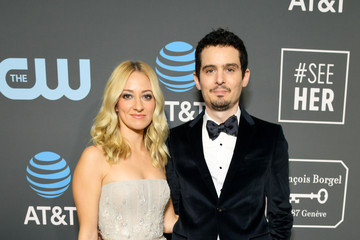 Damien Chazelle The 24th Annual Critics' Choice Awards - Red Carpet