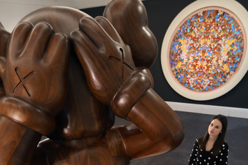 Damien Hirst Sotheby's Contemporary Art Auctions Preview