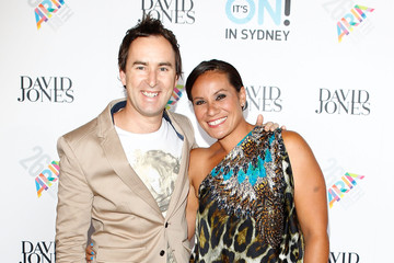Damien Leith 26th Annual ARIA Awards 2012 - Arrivals