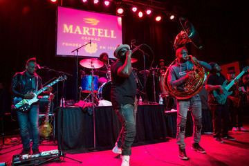 Damon Bryson Martell Vanguard Experience with The Roots - Detroit