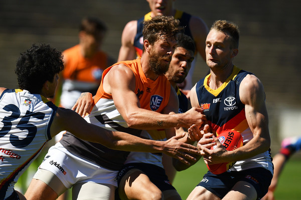 GWS Giants v Adelaide Crows - Practice Match