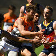 Damon Hill GWS Giants v Adelaide Crows - Practice Match