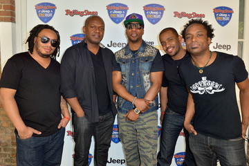 """Damon """"Tuba Gooding Jr."""" Bryson Rolling Stone Hosted Jeep Heroes Tailgate"""