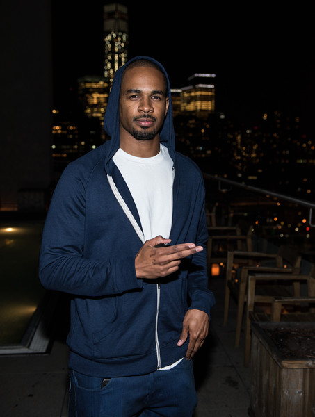 Damon wayans jr pictures radius with the cinema society for Damon wayans jr