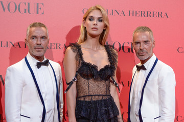 Dan Caten Vogue 30th Anniversary Party In Madrid
