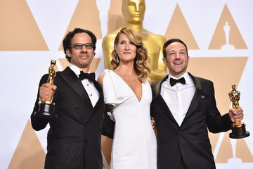 Dan Cogan Bryan Fogel 90th Annual Academy Awards - Press Room