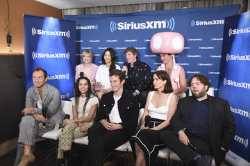 Dan Fogler Katherine Waterston SiriusXM's Entertainment Weekly Radio Broadcasts Live From Comic Con in San Diego