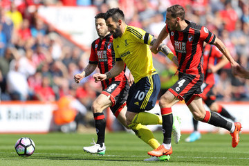 Dan Gosling AFC Bournemouth v Middlesbrough - Premier League