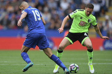 Dan Gosling Leicester City v AFC Bournemouth - Premier League