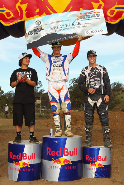 Robbie Maddison Presents Red Bull XRAY - Final