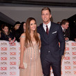 Dan Osbourne Arrivals at the National Television Awards