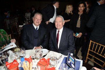 Dan Rather Lindt Chocolate at the 2017 IFP Gotham Awards