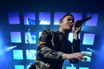 Dan Reynolds Imagine Dragons In Concert - Brooklyn, New York