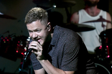 Dan Reynolds Citi and Live Nation Present Imagine Dragons Live at The Belasco in Los Angeles Exclusively for Citi Cardmembers and Broadcast in VR Via NextVR