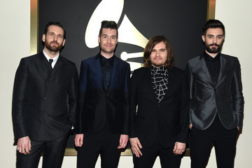 Dan Smith Kyle Simmons The 57th Annual GRAMMY Awards - Red Carpet