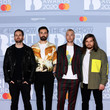 Dan Smith The BRIT Awards 2020 - Red Carpet Arrivals