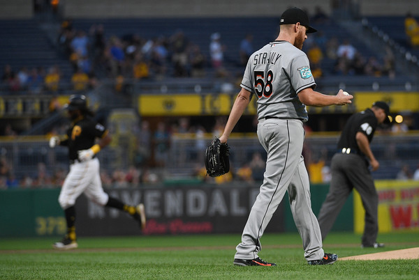 Miami Marlins vs. Pittsburgh Pirates
