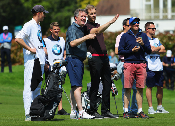 BMW PGA Championship - Previews [previews,golf,sports,professional golfer,golfer,recreation,ball game,competition event,sports equipment,championship,fourball,dan walker,piers morgan,discussion,england,virginia water,broadcaster,bmw pga championship pro am,bmw pga championship,tournament]