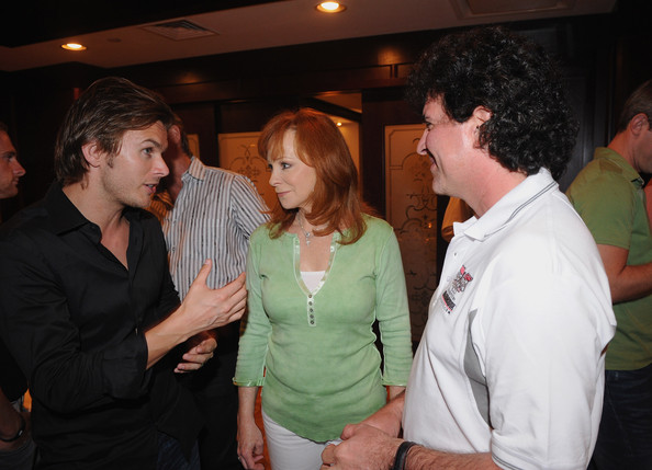 Big Machine Label Group Hosts A Private Dinner With Artists & NASCAR Drivers