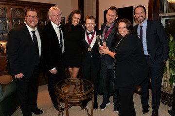 Dan Wise Stars at the BMI Awards Afterparty
