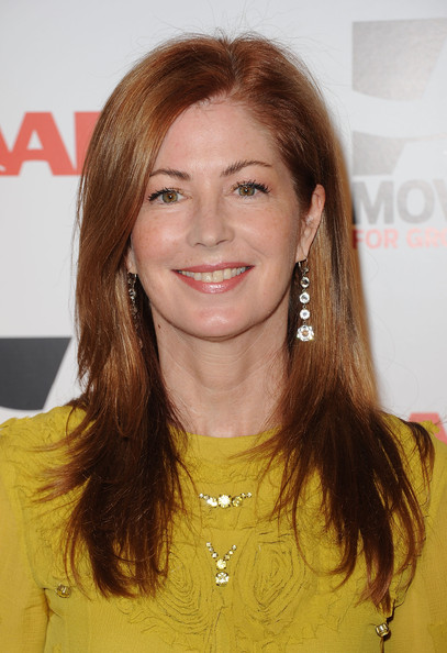 Dana Delany Actress Dana Delany arrives at the AARP Magazine 10th Annual